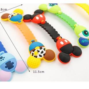 پک محافظ کابل ژله ای کابل شارژ Protective Toys Cable 8