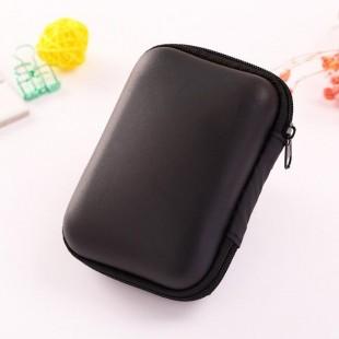 کیف هندزفری رنگی سایز کوچک