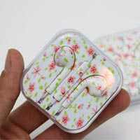 هندزفری Patterned HandsFree Apple HandsFree