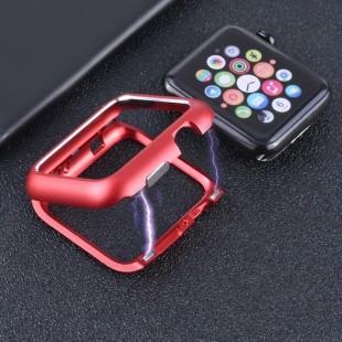 قاب مگنتی شیشه ای Magnet Bumper Case Apple Watch 44mm