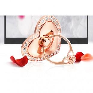 هولدر انگشتی فلزی هولدر انگشتی موبایل - Diamond Ring Holder