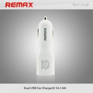 شارژر فندکی Remax JIAN Adaptor Cable USB Car Charger شارژر فندکی 5V 2.1A or 5V 1A