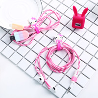 پک محافظ کابل شارژ ژله ای  Silicon Pack Cable Cable