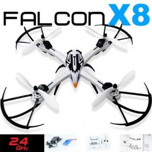 کوادکوپتر Falcon X8 - بالگرد 4 پروانه دوربین دار