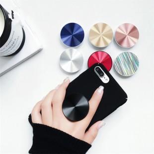 پاپ سوکت طرح فلزی رنگی Pop Socket