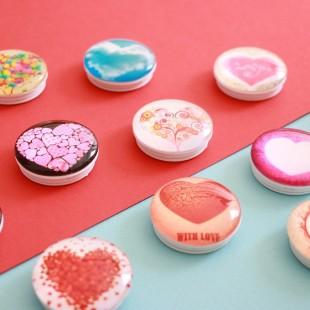 پاپ سوکت کریستالی طرح قلب Love Heart Crystal POP Socket