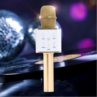اسپیکر بلوتوث طرح میکروفون مدل JL GS PLus Wireless Speaker