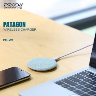 شارژر وایرلس ریمکس Proda Patagon Wireless Charger PD-W1
