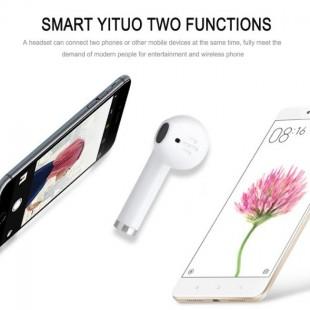 هندزفری بلوتوث طرح ایرپاد i8 Mini Bluetooth HandsFree