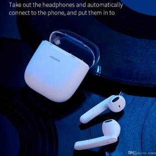 هندزفری بلوتوث طرح ایرپاد جویروم Joyroom JR-T04 TWS Bluetooth Headset