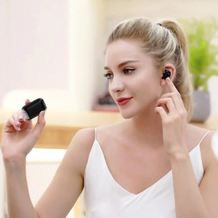 هندزفری بلوتوث 2 گوشی ریمکس REMAX True WIreless Stereo Earbuds TWS-5
