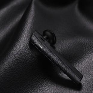 هندزفری بلوتوث توتو TOTU leather version single ear headset