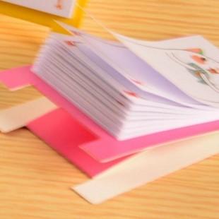 کاغذ یادداشت چسب دار طرح تابلو های ثابت