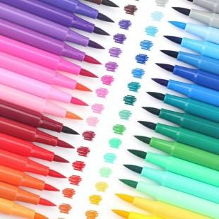 ماژیک رنگی 12 رنگ Happy Mood