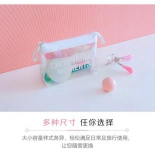 کیف آرایشی هولوگرامی ضد آب Shine Makeup Bag
