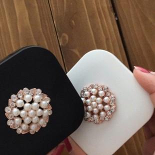 پک لنز مروارید Eyecontact Pack Pearl Design Plastic