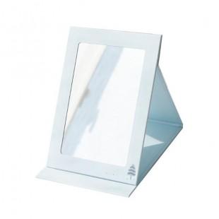 آینه تاشو طرح دار سایز 16.9 * 13.3 سانتی متر