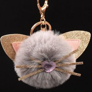 جاسوئیچی طرح سبیل خزدار گربه