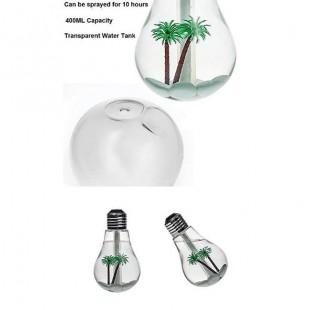 دستگاه بخور طرح لامپ مدل JSQ03