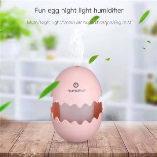 دستگاه بخور سرد طرح تخم مرغ Humidifier Egg Design