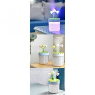 دستگاه بخور طرح گلدان مدل WT-H26