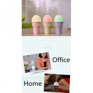 دستگاه بخور سرد طرح بستنی
