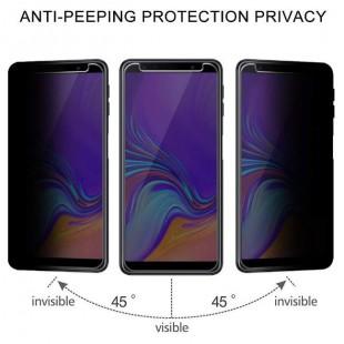 گلس ضد جاسوسی گوشی سامسونگ Anti Spy Privacy Glass Samsung Galaxy J4 Plus