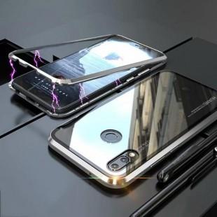 قاب مگنتی شیشه ای Magnet Case Huawei P20 Lite/Nova 3e