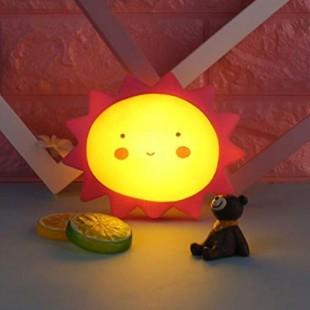 چراغ LED طرح خورشید