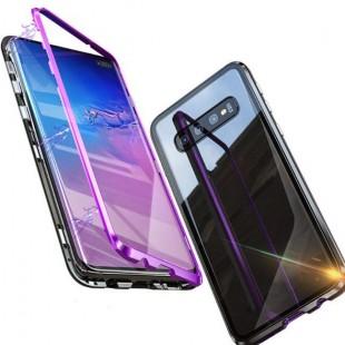 قاب شیشه ای آهنربایی Samsung Galaxy s10 plus