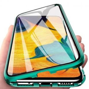 قاب مگنتی شیشه ای سامسونگ Magnet Bumper Case Samsung Galaxy A20