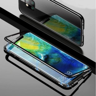 قاب مگنتی شیشه ای Magnet Bumper Case Huawei Mate 20 Pro