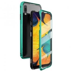 قاب مگنتی شیشه ای گوشی سامسونگ Magnet Bumper Case Samsung A60