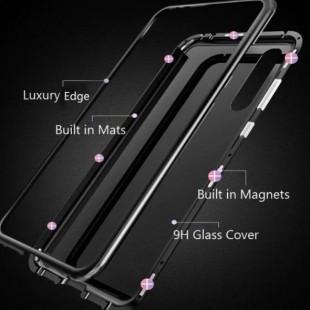 قاب مگنتی شیشه ای شیائومی Xiaomi Redmi Note 8 Pro