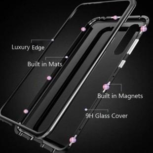 قاب مگنتی شیشه ای سامسونگ Samsung Galaxy A7 2018