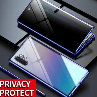 قاب مگنتی با گلس ضد جاسوسی سامسونگ Magnetic privacy galaxy A30s