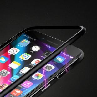 قاب شیشه ای آهنربایی Magnet Case Apple iPhone 7