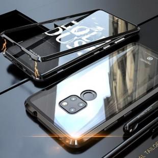قاب مگنتی شیشه ای Magnet Bumper Case Huawei Mate 20