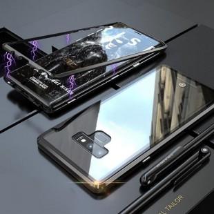 قاب مگنتی شیشه ای سامسونگ Magnet Bumper Case Samsung Galaxy S10e