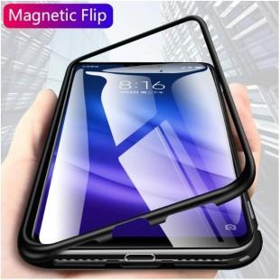 قاب مگنتی شیشه ای سامسونگ Magnet Bumper Case Samsung Galaxy M30/A40s