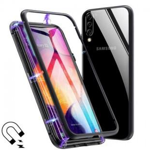 قاب مگنتی شیشه ای سامسونگ Magnet Bumper Case Samsung Galaxy M20