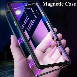 قاب مگنتی شیشه ای سامسونگ Magnet Bumper Case Samsung Galaxy J4