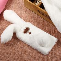 قاب ژله ای خزدار Rabbit Fur Pearl ear Case LG V20