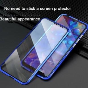 قاب مگنتی شیشه ای سامسونگ Magnet Bumper Case Samsung Galaxy Note 10 Plus