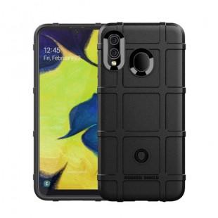 قاب ضد ضربه تانک سامسونگ Rugged Case Samsung Galaxy A20s