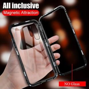 قاب مگنتی شیشه ای آیفون iPhone X