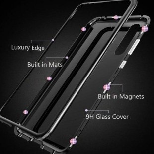 قاب مگنتی شیشه ای سامسونگ Samsung Galaxy M30s