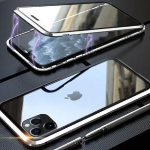 قاب مگنتی پشت و رو گلس آیفون Magnet Front Back GLass iPhone 11 Pro