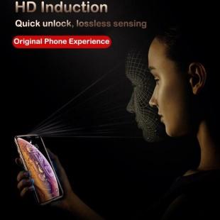 قاب مگنتی با گلس ضد جاسوسی آیفون Magnetic privacy iPhone X