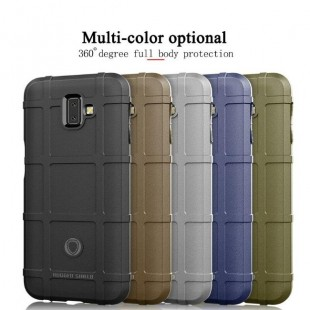 قاب ضد ضربه تانک سامسونگ Rugged Case Samsung Galaxy J6 Plus